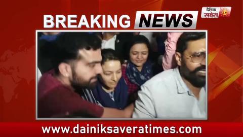 Breaking: Panchkula की CJM Court में पेश होने पहुंची Honey Preet पर आरोप हुए तय