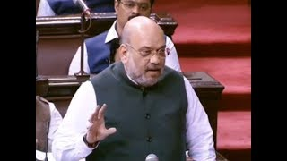 Internet curb in J&K valley will be lifted at appropriate time: Amit Shah in Rajya Sabha