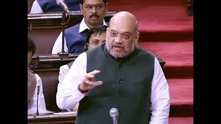NRC law will be applicable to entire India: Amit Shah in Rajya Sabha