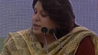 Supriya Shrinate addresses media at Congress HQ on the Black Money