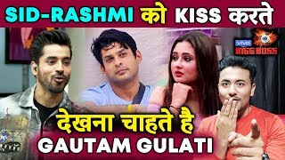 Bigg Boss 13 | Gautam Gulati Talks On Siddharth Shukla - Rashmi | BB 13