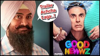 Aamir Khan Praises Good Newwz Trailer, Akshay Kumar Thanked Him With This Reply