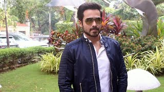 Emraan Hashmi Snapped Promoting His Upcoming Film The Body At Juhu