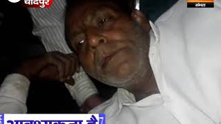 चांदपुर शुगर मिल में हुआ हादसा, एक की मौत