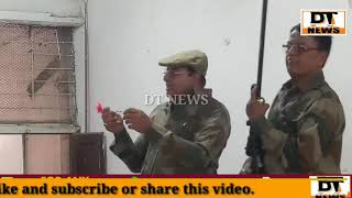 Nawab Shafat Ali Khan Renowned Sharp Shooter  At Dawn High School