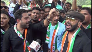 The Congress Joins Bandwagon Of Mhadei Protestors, Locals Displeased With Level Of Seriousness