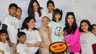 Aishwarya Rai Bachchan Celebrates Day Of Smile On Her Late Father's Birth Anniversary