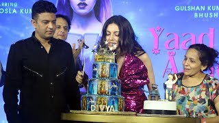 Divya Khosla Kumar's Latest Track Yaad Piya Ki Aane Lagi Success Celebration | Bhushan Kumar