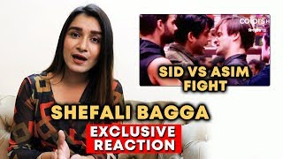Bigg Boss 13 | Shefali Bagga EXCLUSIVE Reaction On Siddharth Vs Asim Fight | BB 13 Interview