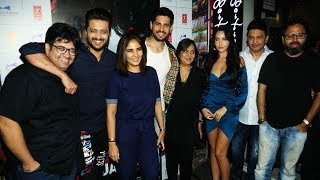 Marjaavaan Movie Success Party | Sidharth Malhotra, Riteish Deshmukh Nora Fatehi