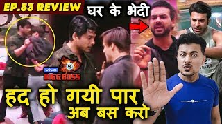 Bigg Boss 13 Review EP 53 | Siddharth Shukla And Asim UNSTOPPABLE Fight | BB 13 Video
