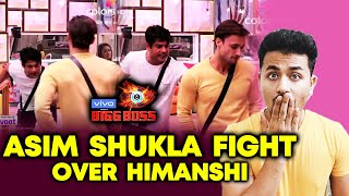 Bigg Boss 13 | Siddharth And Asim BIG FIGHT Over HImanshi; Here's What Happened | BB 13 Video