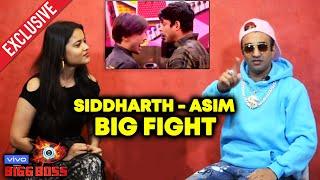 Bigg Boss 13 | Akash Dadlani Reaction On Siddharth Shukla And Asim BIG FIGHT | BB 13
