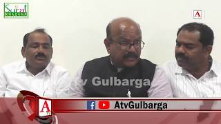 Gulbarga Airport Se Hajj Flights Start Karne Umesh Jadav Ka Elaan A.Tv News 21-11-2019