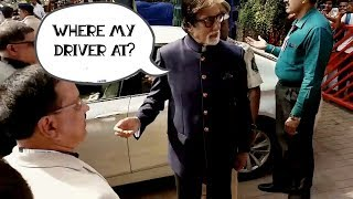 IFFI 2019, Day 2: Big B Left Stranded As Driver Goes Absent!