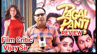 Pagalpanti Review By Film Critic VIJAY Sir