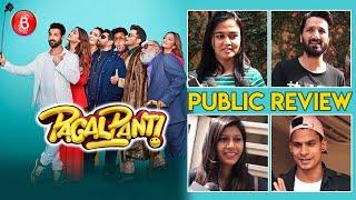 Pagalpanti Public Review | First Day First Show | John Abraham | Anil Kapoor | Urvashi Rautela