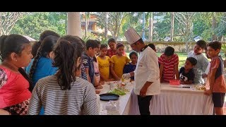 """Microwave Cooking Workshop Put Kids To """"Culinary"""" Test"""