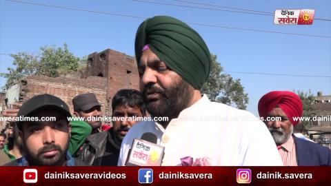 Exclusive Interview: Sukhjinder Randhawa पर इल्ज़ाम लगाने वाले Majithia को Gurjeet Aujla ने दिया जवाब