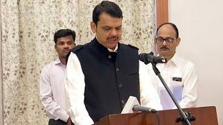 जाने रात का पूरा ड्रामा | महाराष्ट्र में ऐसे बनी फडणवीस सरकार | Maharashtra High Voltage Drama!