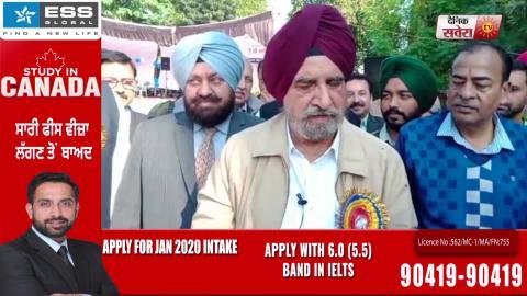 देखिये SGPC की के चुनाव पर क्या बोले Tript Bajwa
