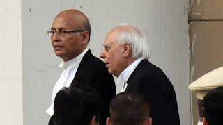 Maharashtra drama: Kapil Sibal, Singhvi to appear for Congress-NCP-Shiv Sena alliance in SC