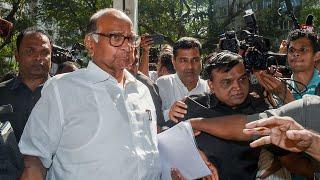Maharashtra tussle: BJP MP Sanjay Kakade meets NCP Chief Sharad Pawar