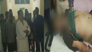 Telangana accident news // मंत्री के काफिले में गाड़ी पलटी दो की मौत कई घायल
