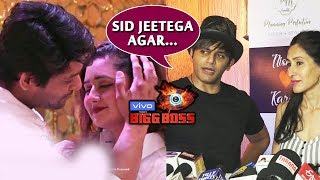 Bigg Boss 13 | Karanvir Bohra And Teejay Reaction Siddharth Shukla Game | BB 13 Video