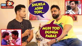 Bigg Boss 13 | Shefali's Husband Parag ANGRY Reaction On Paras | Sid-Asim FIGHT & Patch Up | BB 13