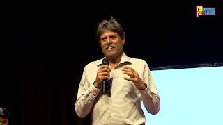 Kapil Dev Most Inspirational SPEECH - Elpro International School