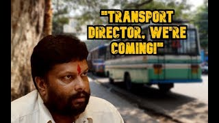 All Goa Private Bus Owners Association To Storm At Transport Director's Office To Put Forth Issues