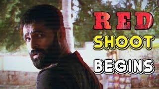 RED Movie Shoot Begins - Ram Pothineni || Bhavani HD Movies