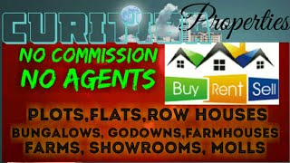 CURITIBA    PROPERTIES  ☆ Sell •Buy •Rent ☆ Flats~Plots~Bungalows~Row Houses~Shop $Real estate ☆ ●□♤