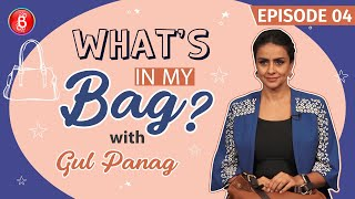 Gul Panag: Would Love To See What Kim Kardashian Carries In Her Bag | What's In My Bag