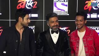 Shivin Narang, Ashish Chowdhry & Rajat Verma - Full Interview - Beyhadh 2