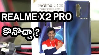 Realme x2 pro full Review pros and cons telugu overpriced or not