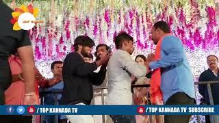 Druva Sarja With Fans || dhruva sarja marriage fans Hungama