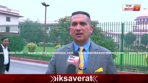 Exclusive Interview : Adv. Harpreet Sandhu ने पंजाबियों की करवाई बल्ले-बल्ले, Chief Justice से मिला Award