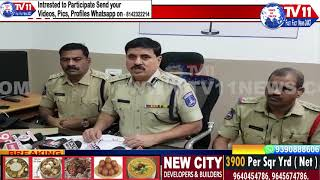 TWO PERSONS ARRESTED FOR THEFT OF TWO WHEELERS AT KUKATPALLY HYDERABAD