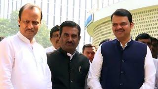 Maharashtra crisis: Ajit Pawar meets Devendra Fadnavis after meeting NCP leaders
