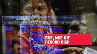 Sensex, Nifty hit all time highs; 5 factors that drove the rally | Economic Times