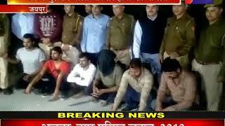 Crime in Jaipur | घर में घुसकर गोली मारकर हत्या करने के 6 आरोपियों को पुलिस ने किया गिरफ्तार