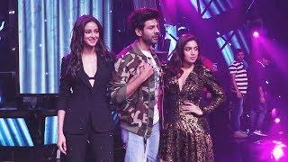 Indian Idol Season 11 | Ananya Kartik And Bhumi | Pati Patni Aur Woh Movie Promotion