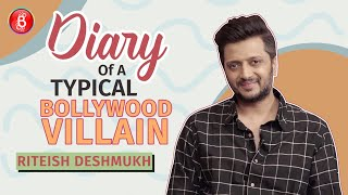 Riteish Deshmukh Reveals About His Love For Playing Larger-Than-Life Villains | Marjaavaan