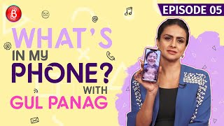 Gul Panag Slams Her Hubby For Not Picking Up Her Phone | What's In My Phone