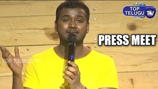 Rahul Sipligunj Press Meet LIVE | Bigg Boss 3 Telugu Title Winner Rahul Sipligunj | Top Telugu TV