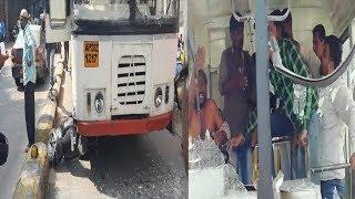 Banjara Hills Road No:12 .Sohini Saxena Ke Bus Accdent Mai Mout | @ SACH NEWS |