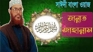 Allama Saidi Bangla Waz Mahfil | জান্নাত ও জাহান্নামের আলোচনা । Allama Delwar Hossain Saidi Waz