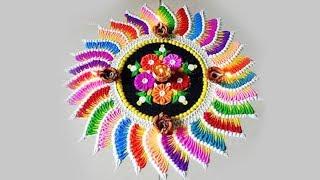 Diwali Special : Best Rangoli Designs | Rangoli Designs For Diwali | Festival Rangoli Design (2019)
